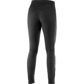 Salomon Trail Runner WS Collant Femme, black